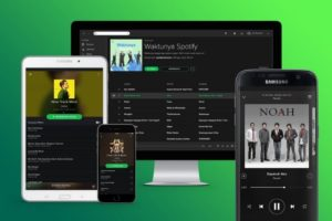 Como usar o Spotify?